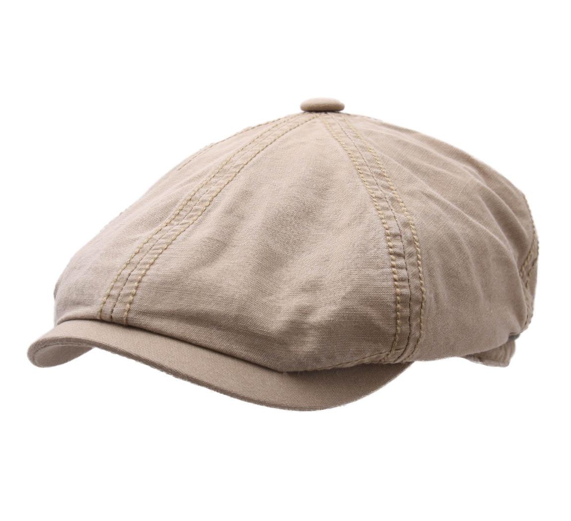 36a11c262ce Brooklin cotton linen - Caps Stetson